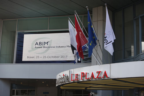 ABIM 2017 Basel Congress Center