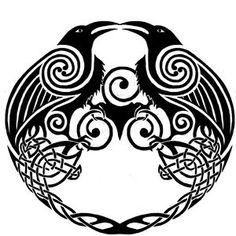 raven knot