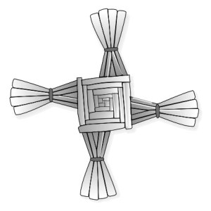 st brigid cross