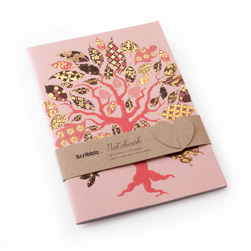 The Papery tree notebook