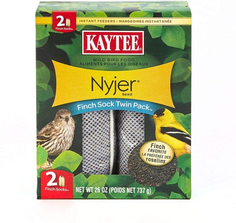 Kaytee 100033941 Finch Sock Feeder