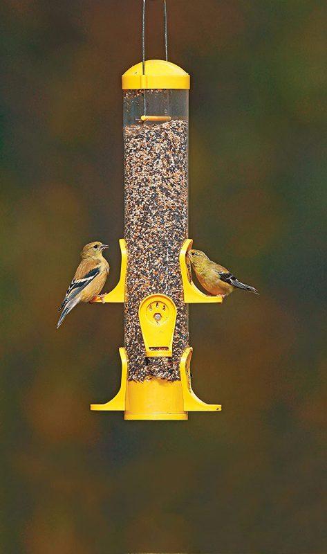 Stokes Select Thistle Tube Bird Feeders