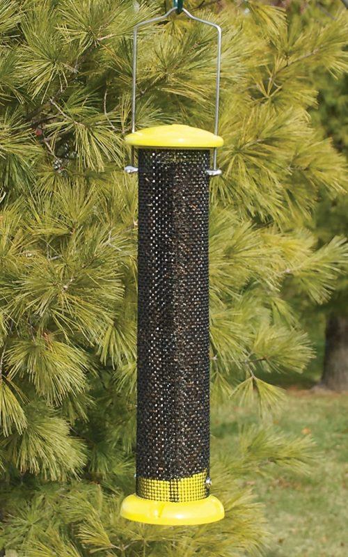 Woodlink NAWLNT Audubon Finch Bird Feeder