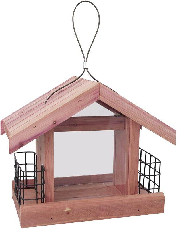 Pennington Cedar Bird Feeder