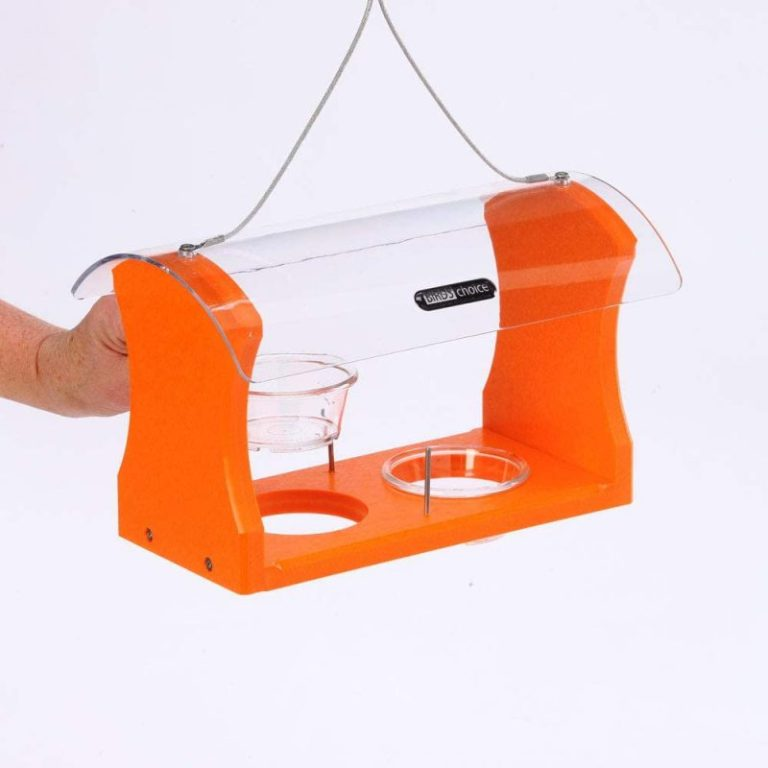 Birds Choice Poly-Recycled Oriole Feeder
