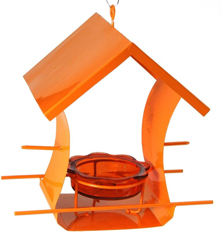 Woodlink 35319 Metal House Oriole Feeders