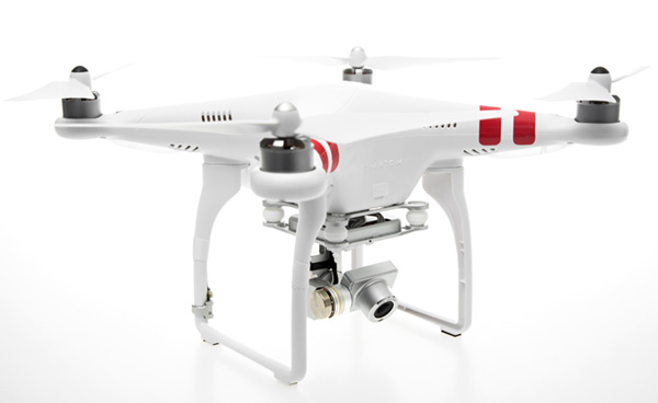 DJI Phantom Vision II Plus Drone