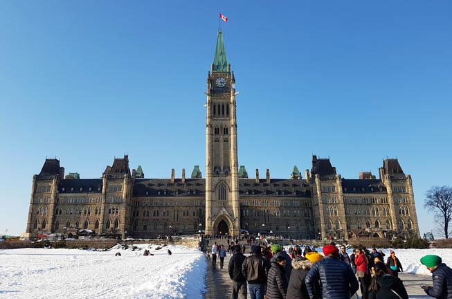 Parliament Hill, Ottawa Ontario