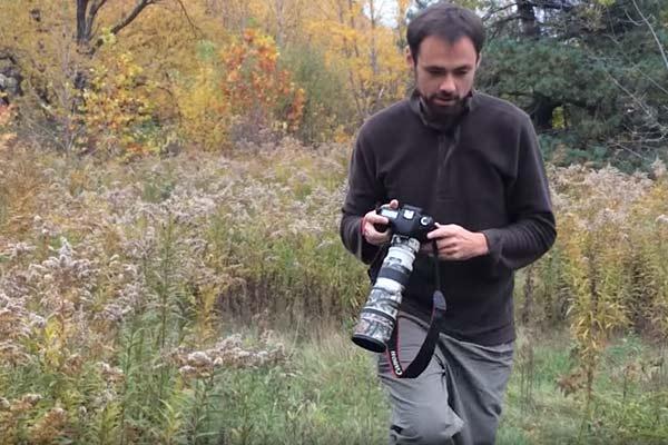 Canon 300mm Lens
