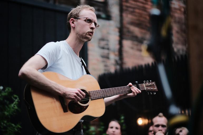 Sam Moss Plays Birn Alive on Saturday, March 31