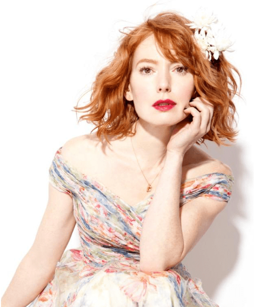 Alicia Witt Live from the Red Room
