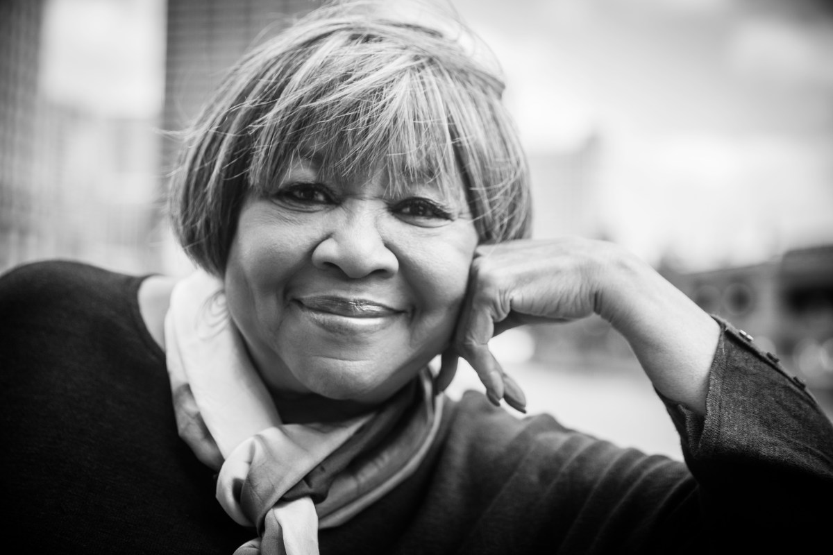 Curtis' Prime Slices Of The Week (5/4-5/10): A. Swayze & the Ghosts, Mavis Staples