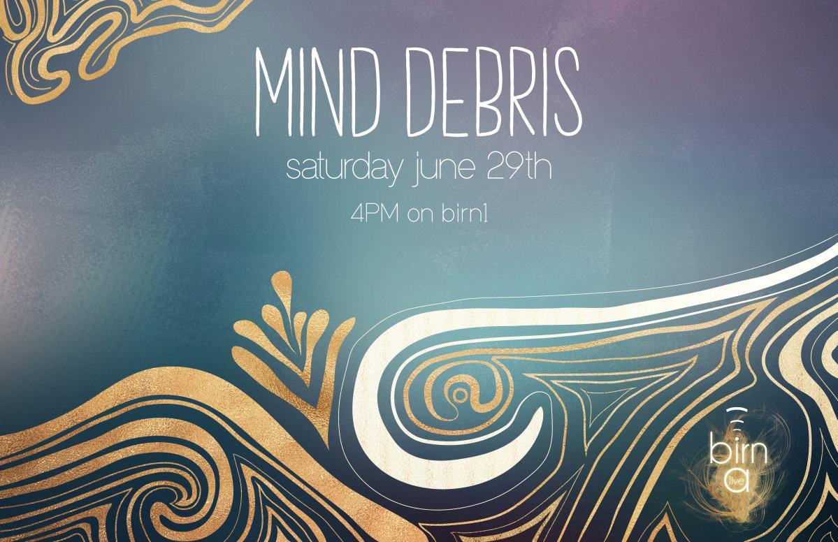 Mind Debris Perform on BIRN Alive