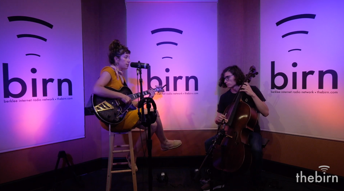 Video: The Bakers play BIRN Alive!