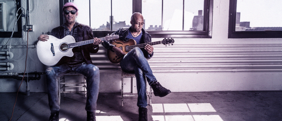 Win tickets to see Raul Midon and Lionel Loueke Live at Shalin Liu Performance Center