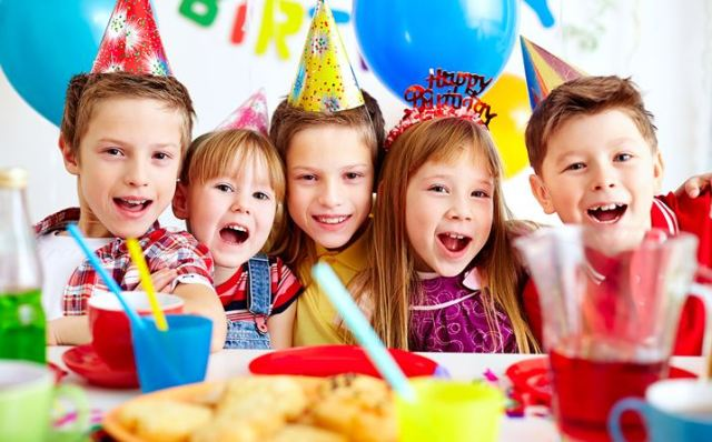 Kids Birthday Party at Home Ideas