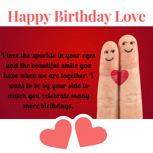 40 Emotional Happy Birthday Wishes For Lover 2020 Romantic