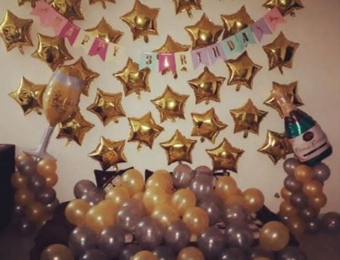 Choose Foil Balloon Decoration For Birthday At Home 2021