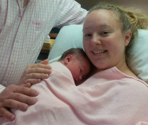 Sarah's Unexpected C-Section