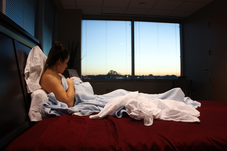 Three Birth Stories: Bradley Method, Epidural and Waterbirth with Miranda Anderson