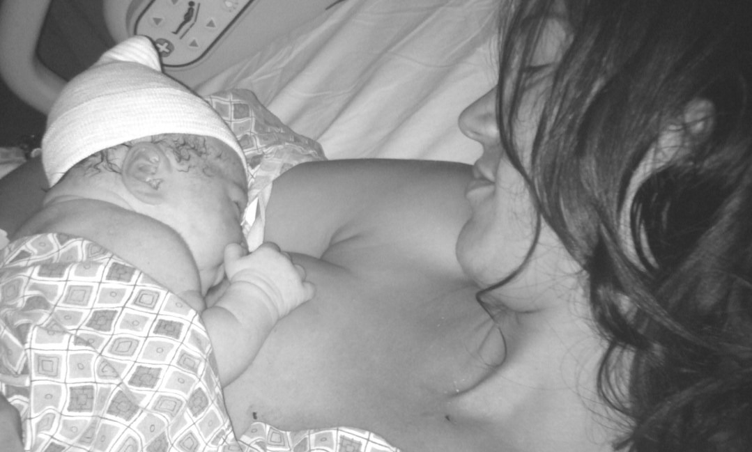 Hospital Birth: Creating a Sacred Space