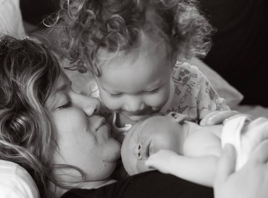 How to Handle Older Children's Adjustment to New Baby
