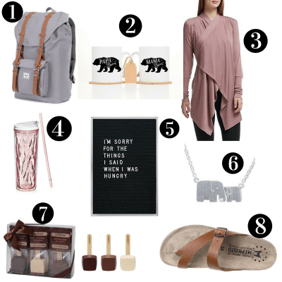 Gift Ideas for New & Expecting Moms