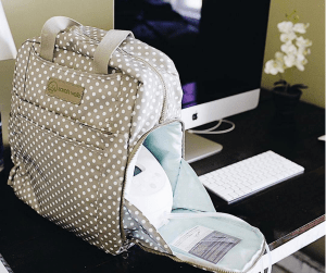 breastpump bag