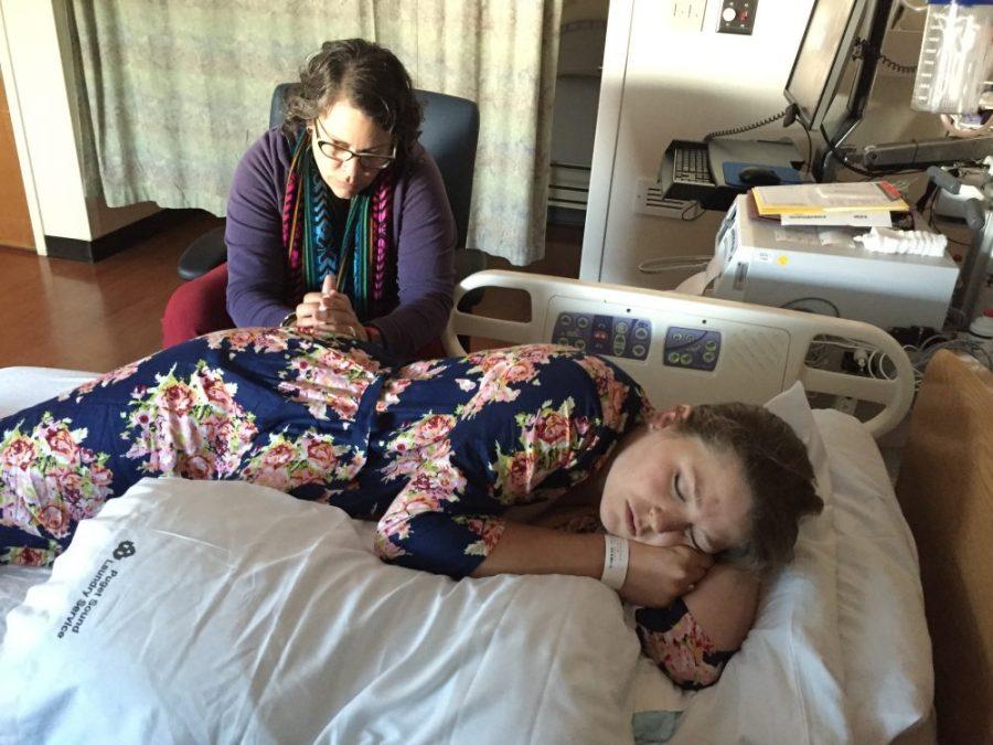 A Powerful, Intense, & Rewarding Hospital Birth Story