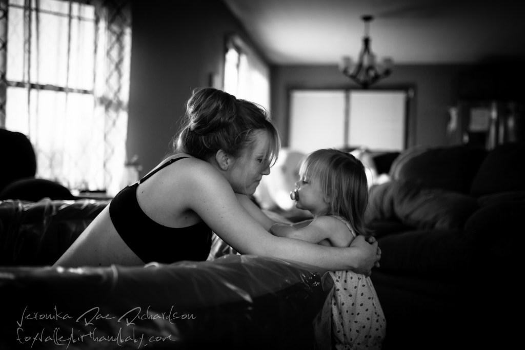 sibling at homebirth