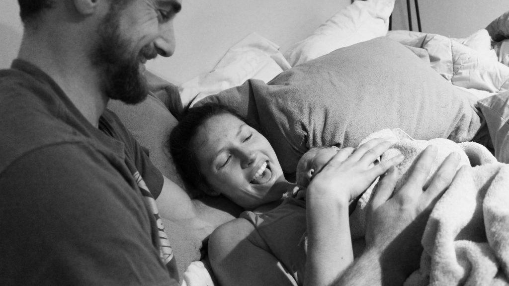 Active Pregnancy & Homebirth Birth Story