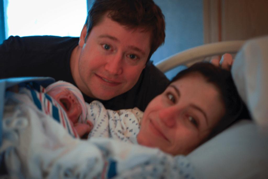 preterm labor birth story