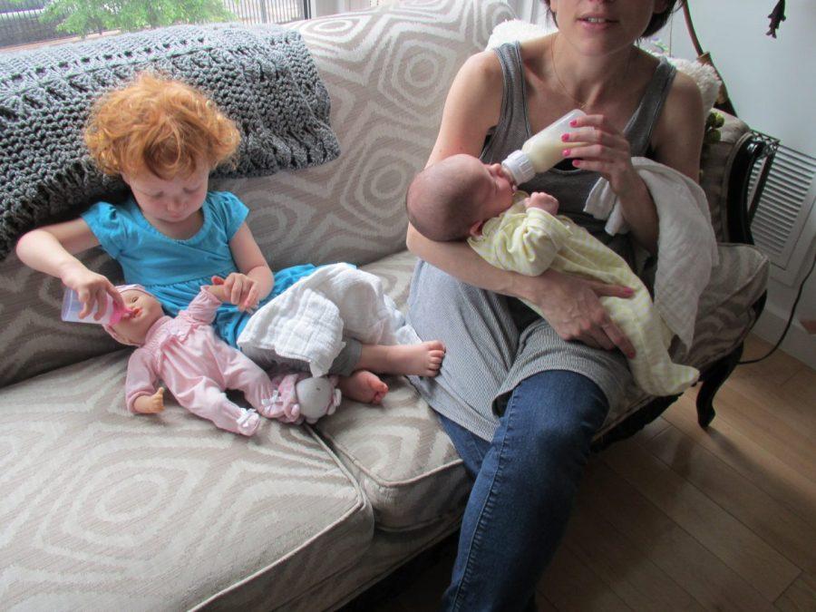 Empowering Epidural Births + Navigating Postpartum & Bottle Feeding