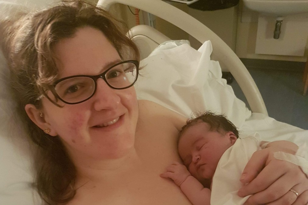 Hospital Birth with Epidural in UK after TTC Struggles