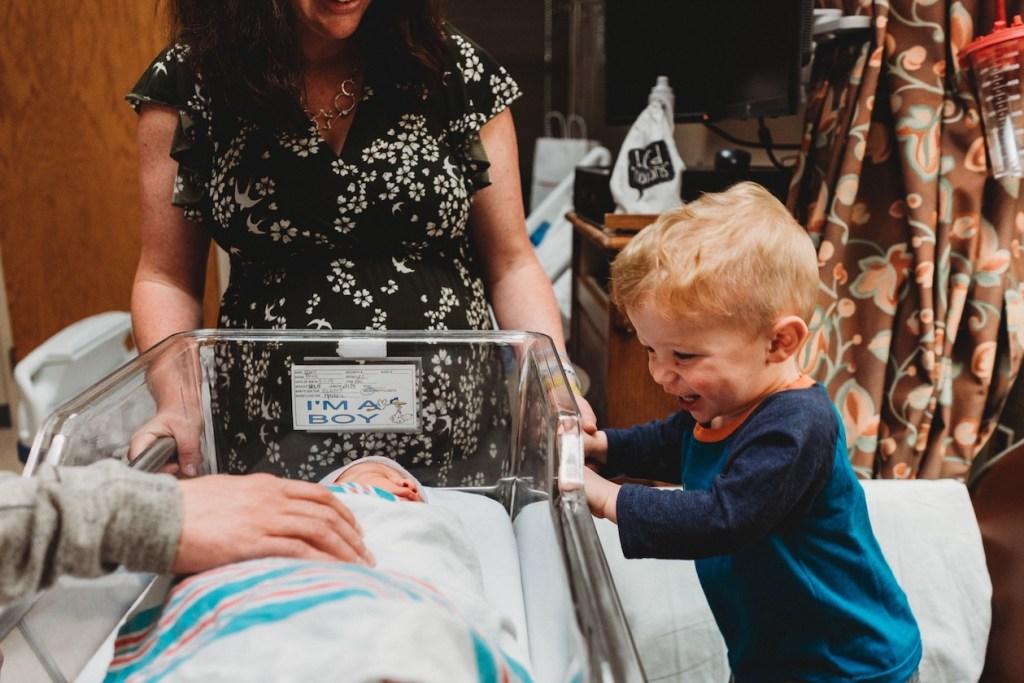 hospital birth induction