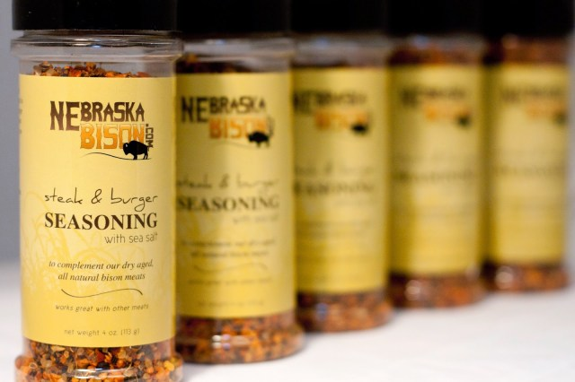 NebraskaBison.com Steak & Burger Seasoning