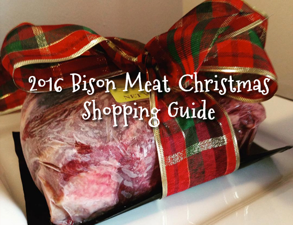 The Ultimate Bison Christmas Gift Shopping Guide 2016 - The Bison Life