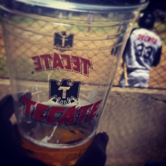 Tecate Light to Help Pass The 9 Innings