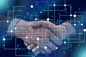 blockchain, startup, SAP, B2B