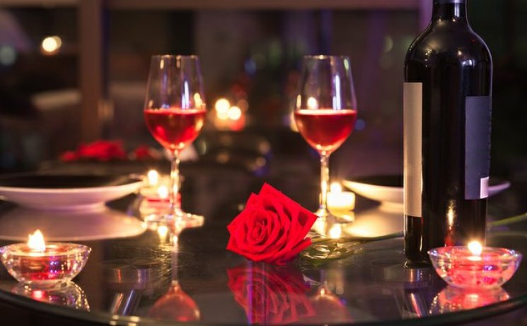 Image result for romantic dinner