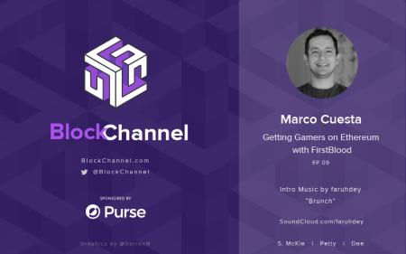 BlockChannel Marco Cuestra Firstblood.io