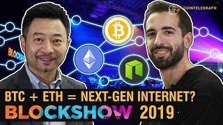 Xf8LKD - Crypto in 2020: Bitcoin Connecting With Ethereum? | Da Hongfei, Founder of NEO