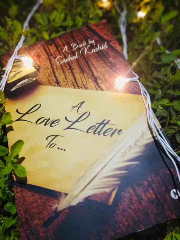a love letter to