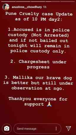 mumbai dog case