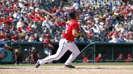 Hey batter, batter...