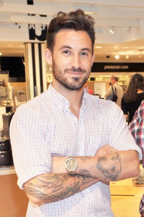 Chef Michael Chernow.