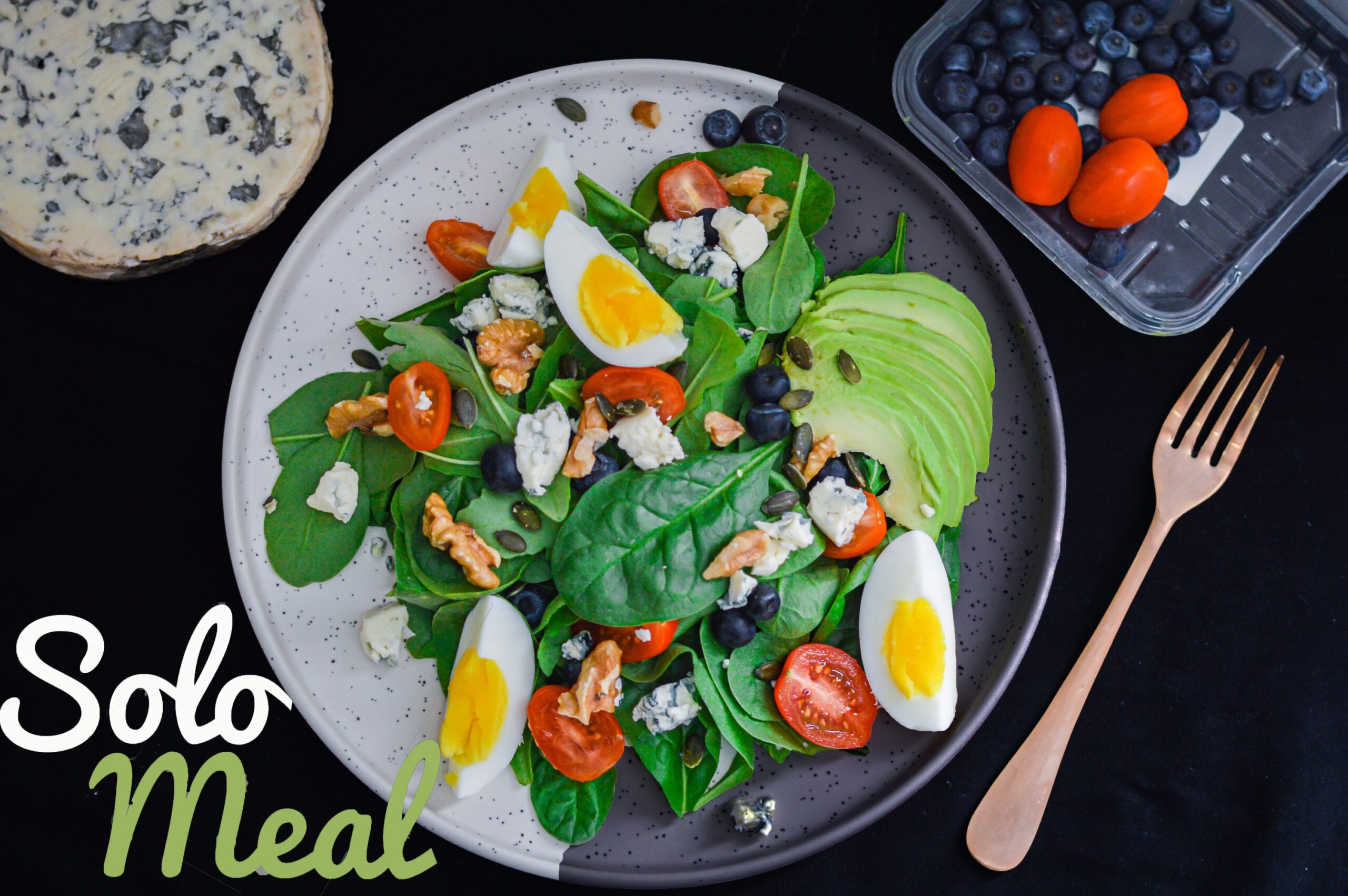 Power Salad – Solo Meal
