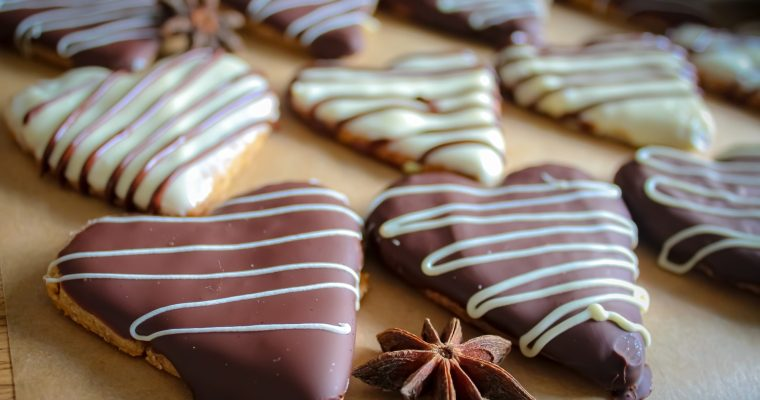 Lebkuchen – German Christmas Cookies