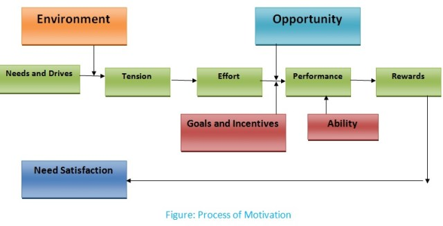 Process of Motivation
