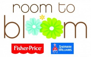 Fisher-Price Room-To-Bloom logo